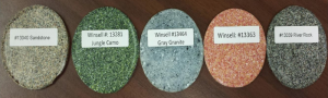 5 Granite Colors