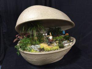 Eco Fairy Garden